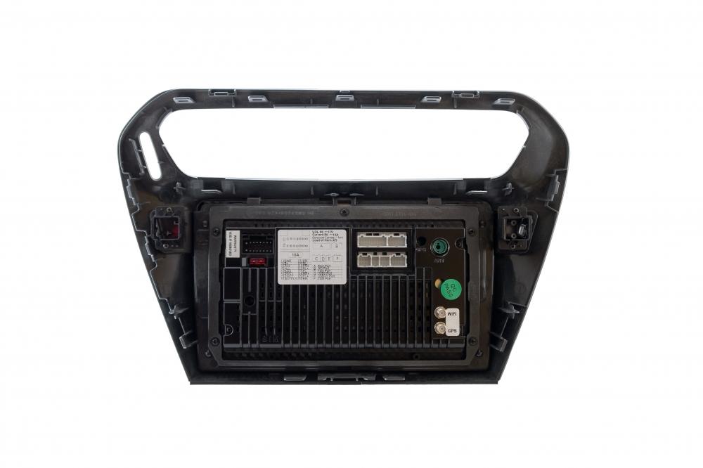 Штатная магнитола Sound Box SB-8111-2G для Citroen C-Elysee 3