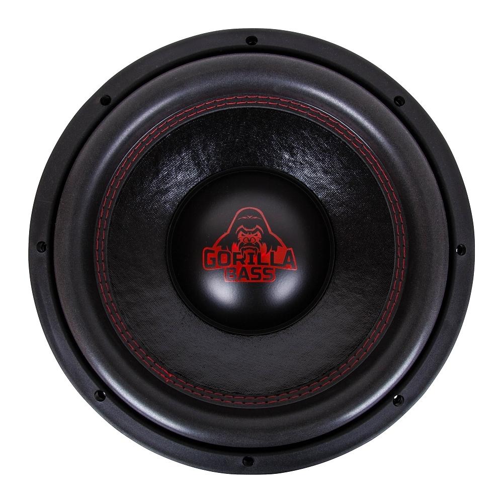 Сабвуферный динамик Kicx Gorilla Bass E12 3