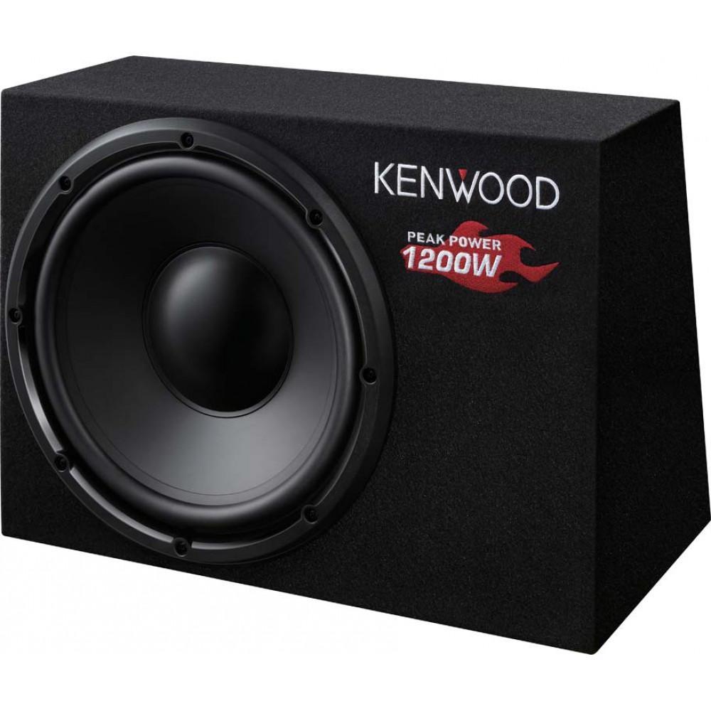 Сабвуфер Kenwood KSC-W1200B 2