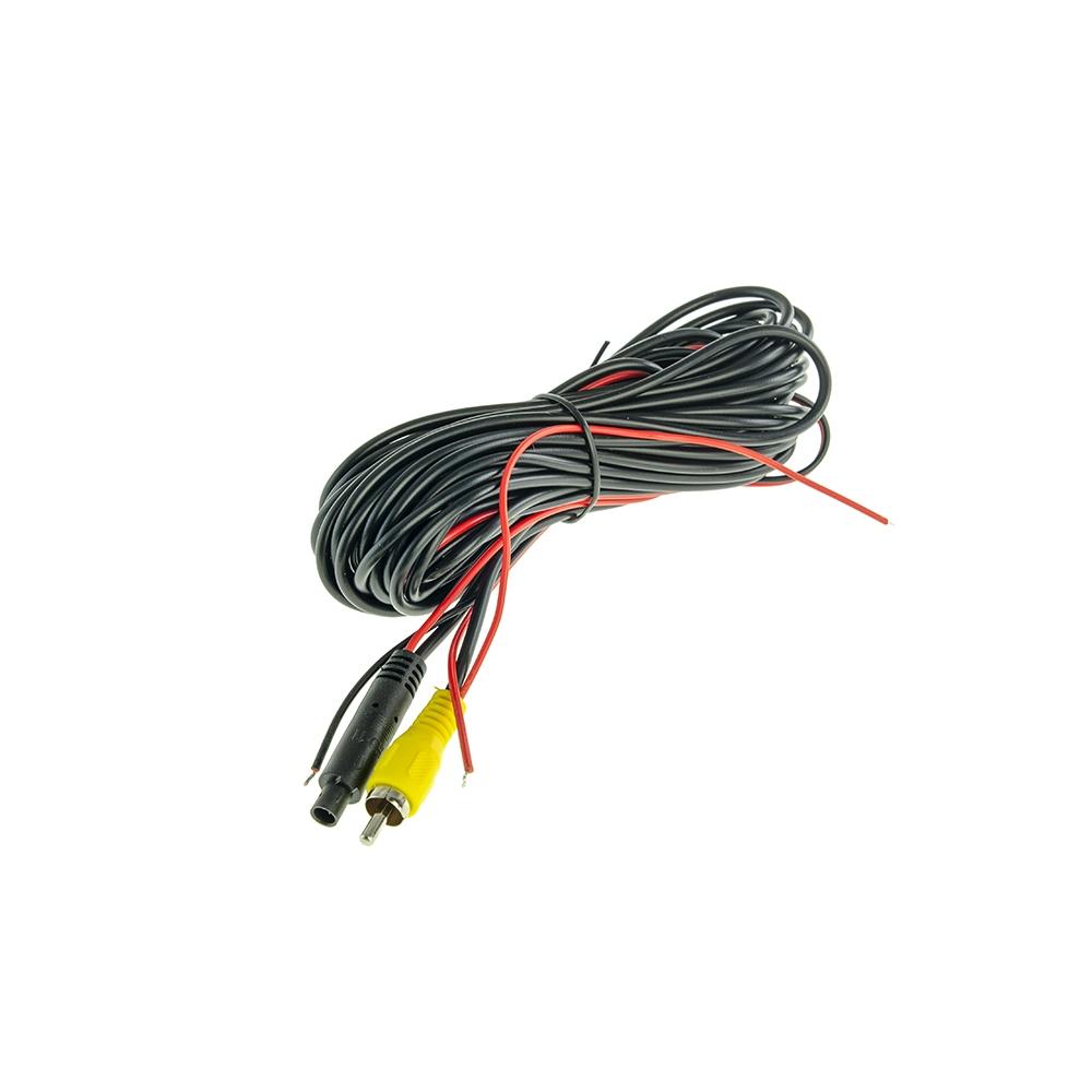 Кабель для подключения камеры Cyclone 4-pin кабель для камеры, 8м 2