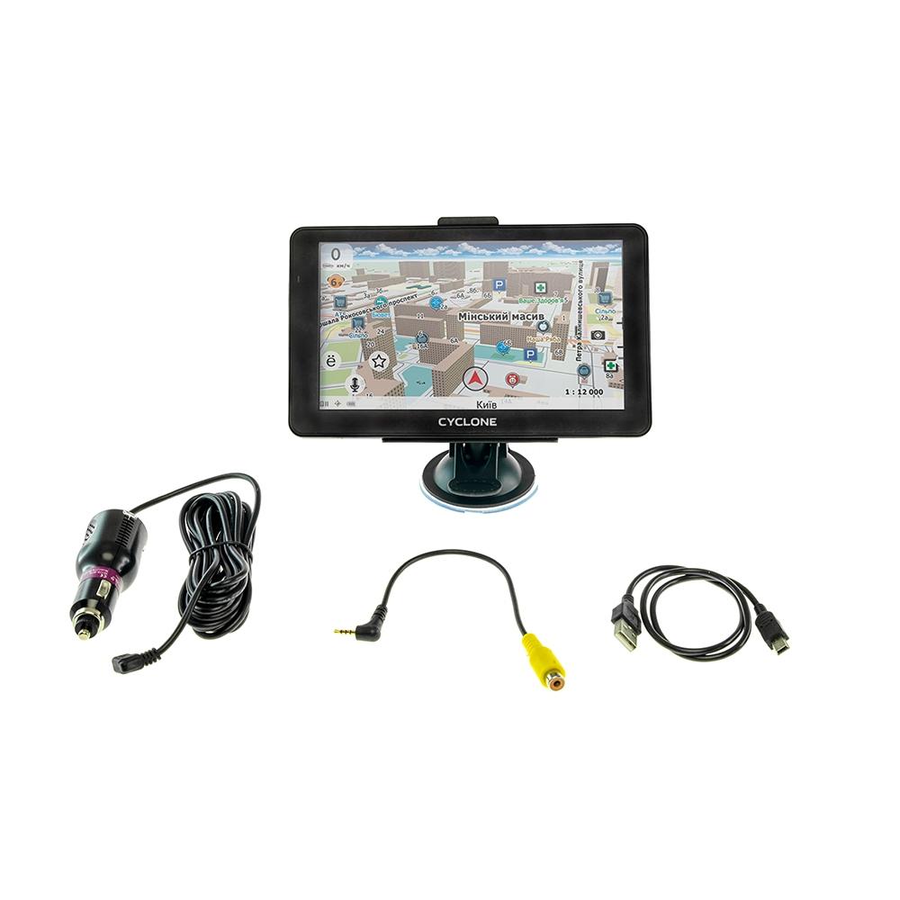 GPS навигатор Cyclone ND 700 2