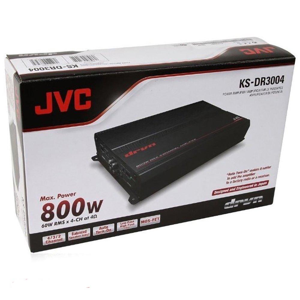Усилитель JVC KS-DR3004 3