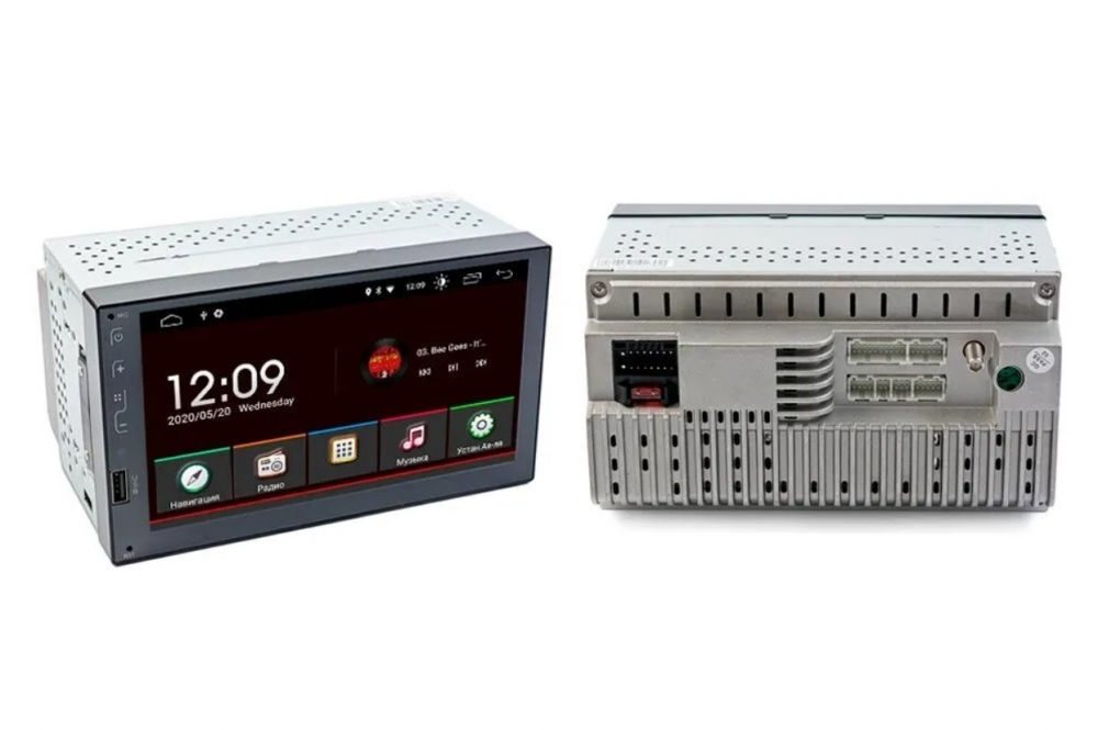 Мультимедийный центр PHANTOM DVA-7909 3