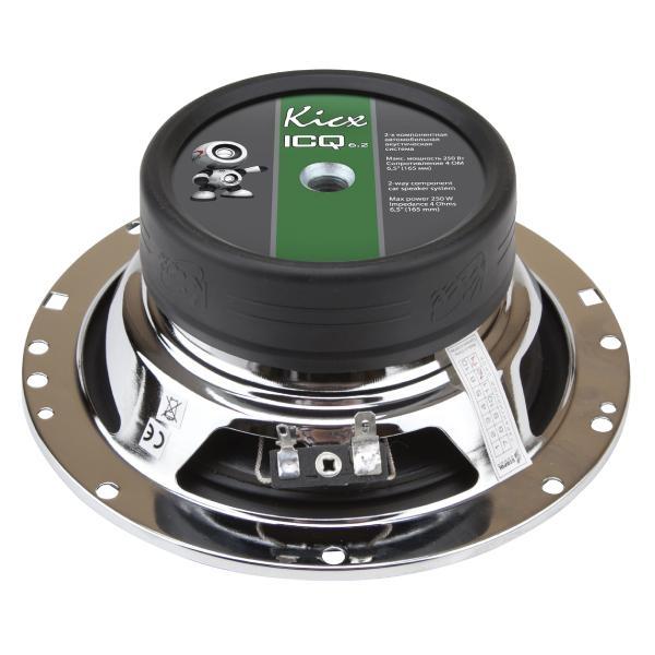 Автоакустика Kicx ICQ-6.2 2