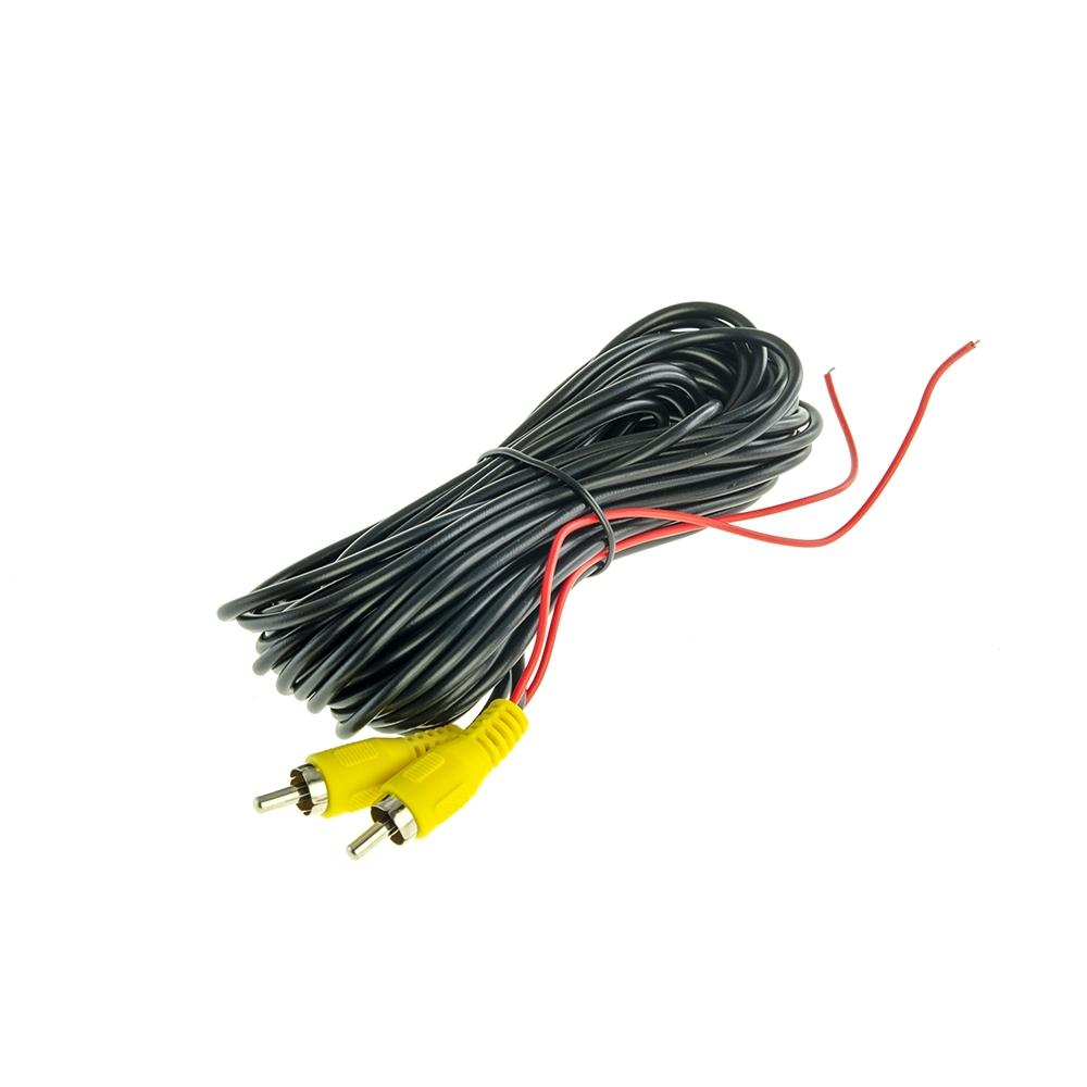 Кабель для подключения камеры Cyclone RCA кабель для камеры, 8м 3