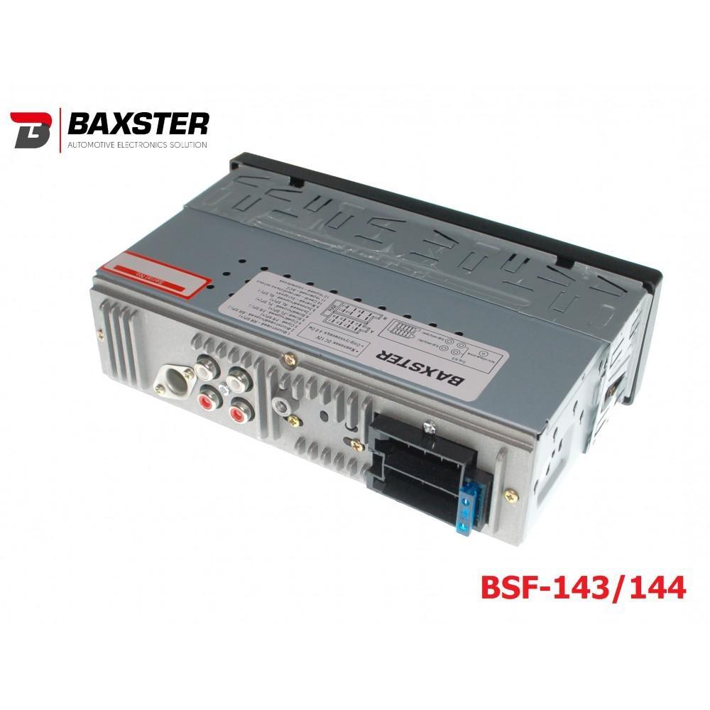 Автомагнитола BAXSTER BSF-144 white 2