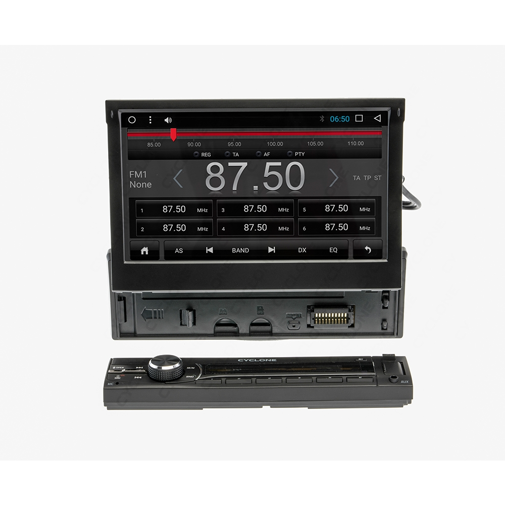 Мультимедийный центр Cyclone MP-7101A 3