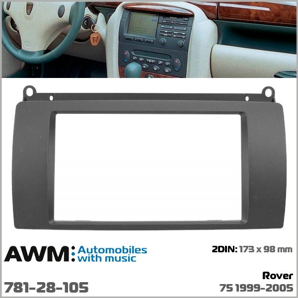 Переходная рамка Rover 75 AWM 781-28-105 3