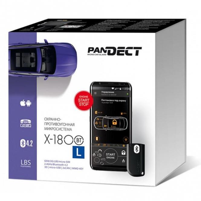 Новинка автосигнализация Pandect X-1800L